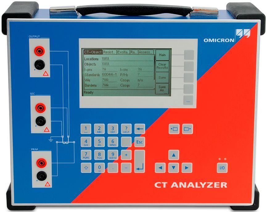 ct analyzer